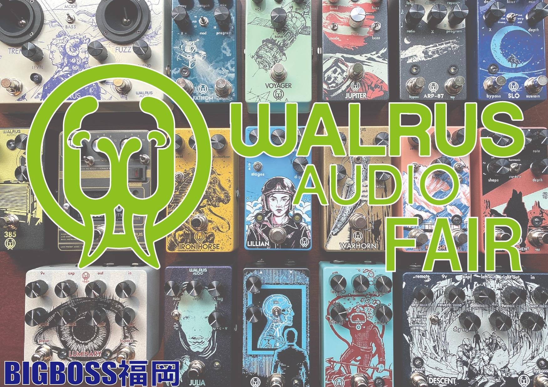 WALRUS AUDIO FAIR