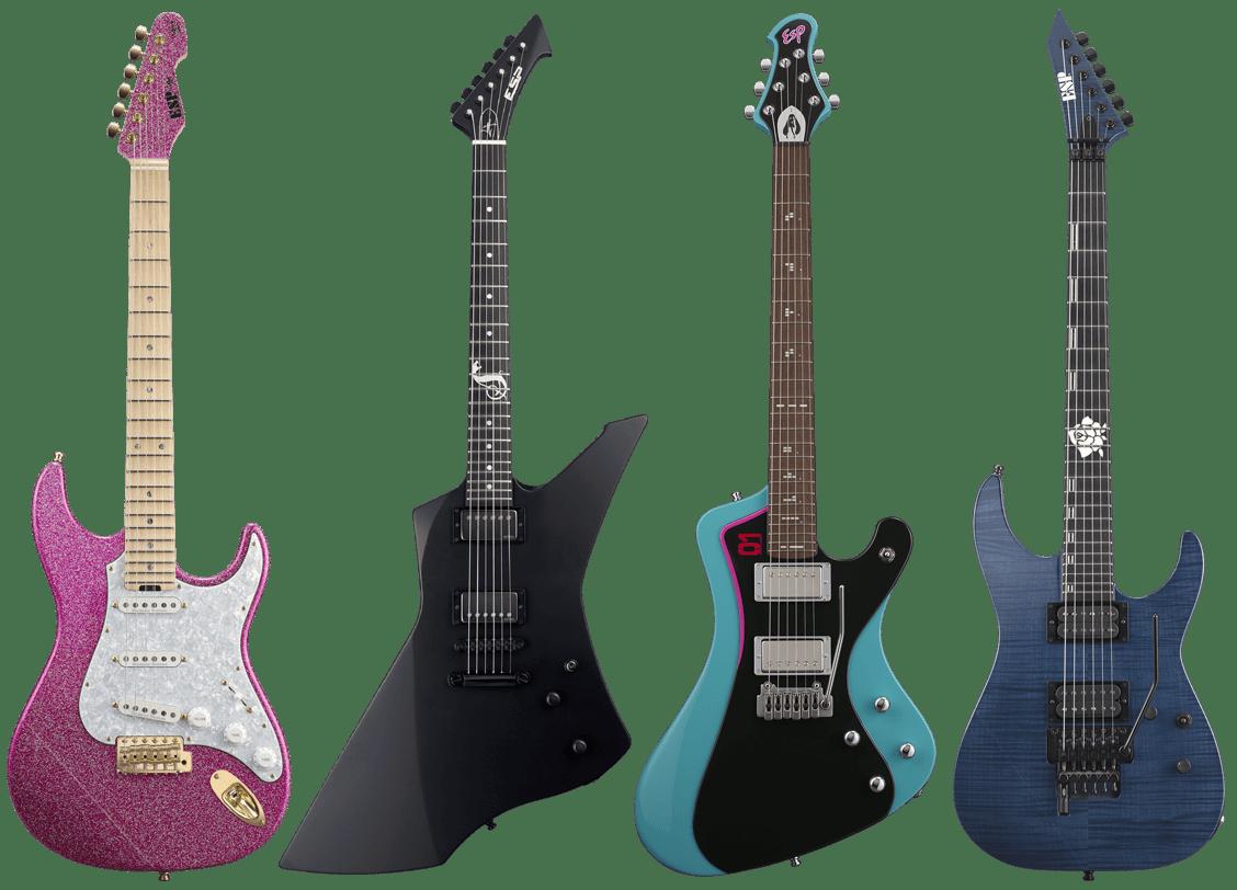 アーティストモデル ギター