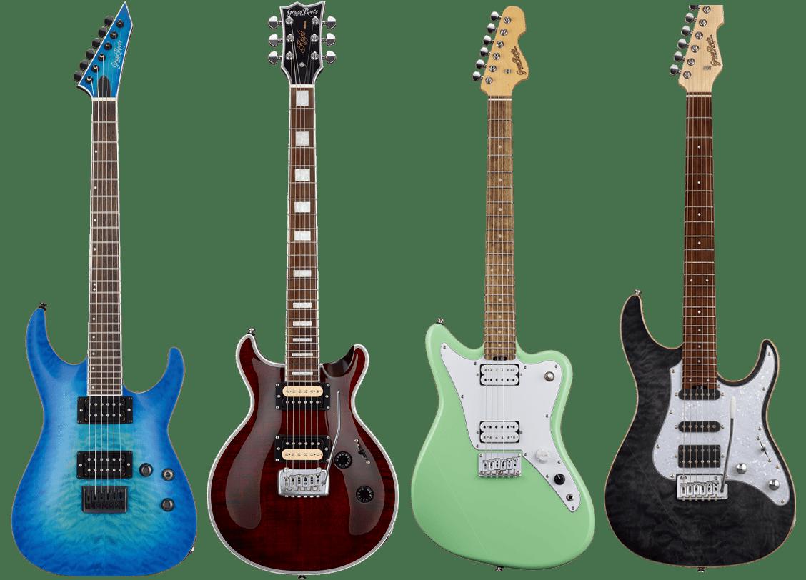 GrassRoots ギター