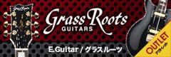 アウトレットエレキギター GrassRoots(グラスルーツ)
