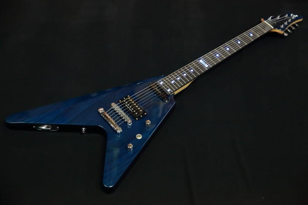 7th SUPER NOVA #Blue in Black