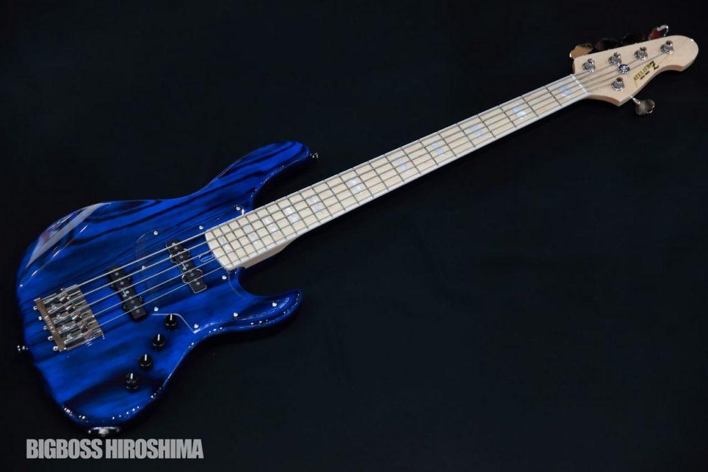 Beta-5 CTM Transparent Blue