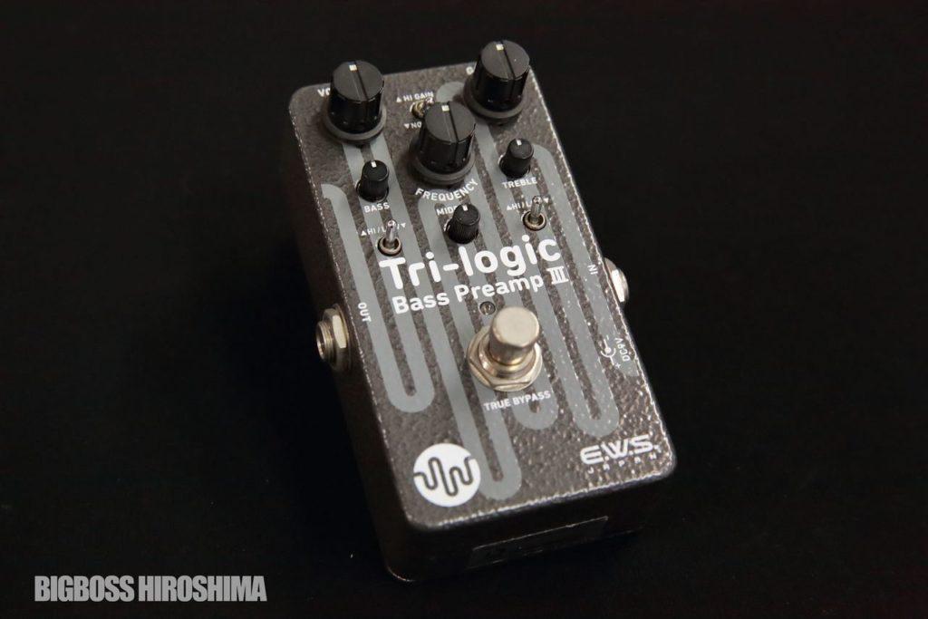 Tri-logic Bass Preamp 3