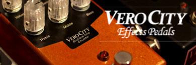 VEROCITY EFFECTS PEDALS