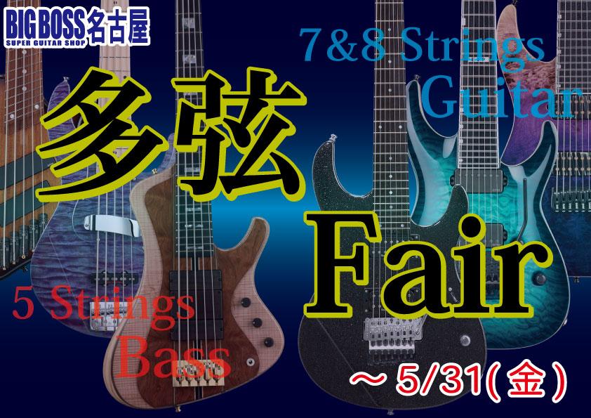 多弦Fair