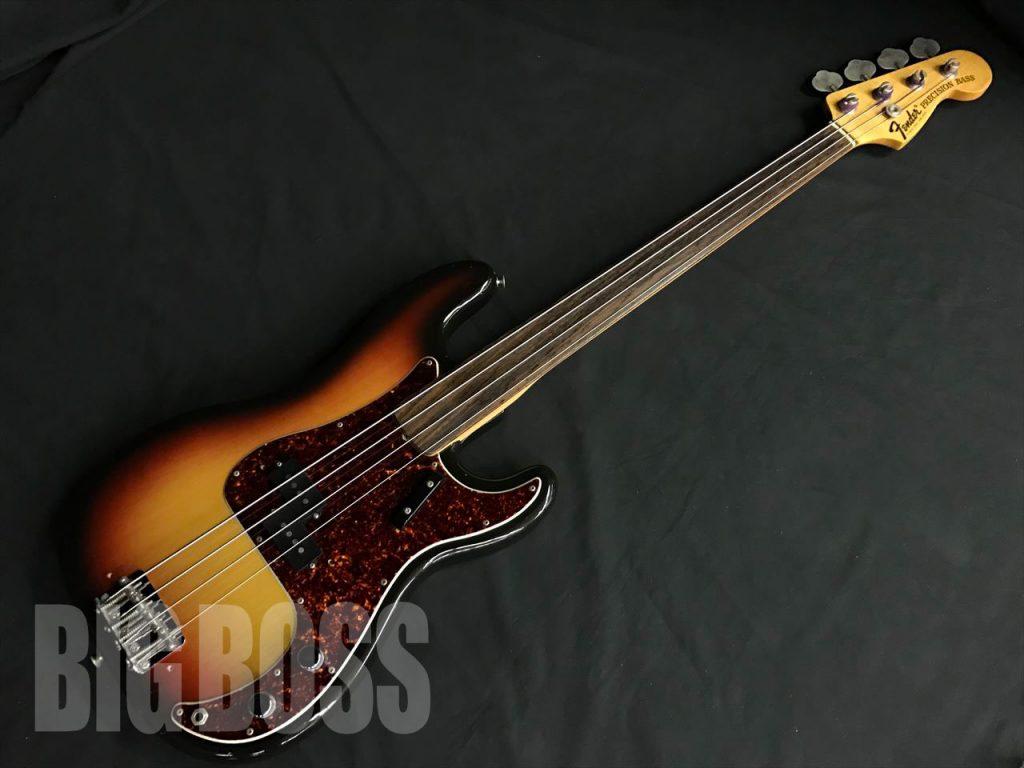 1970 Precision Bass Fretless