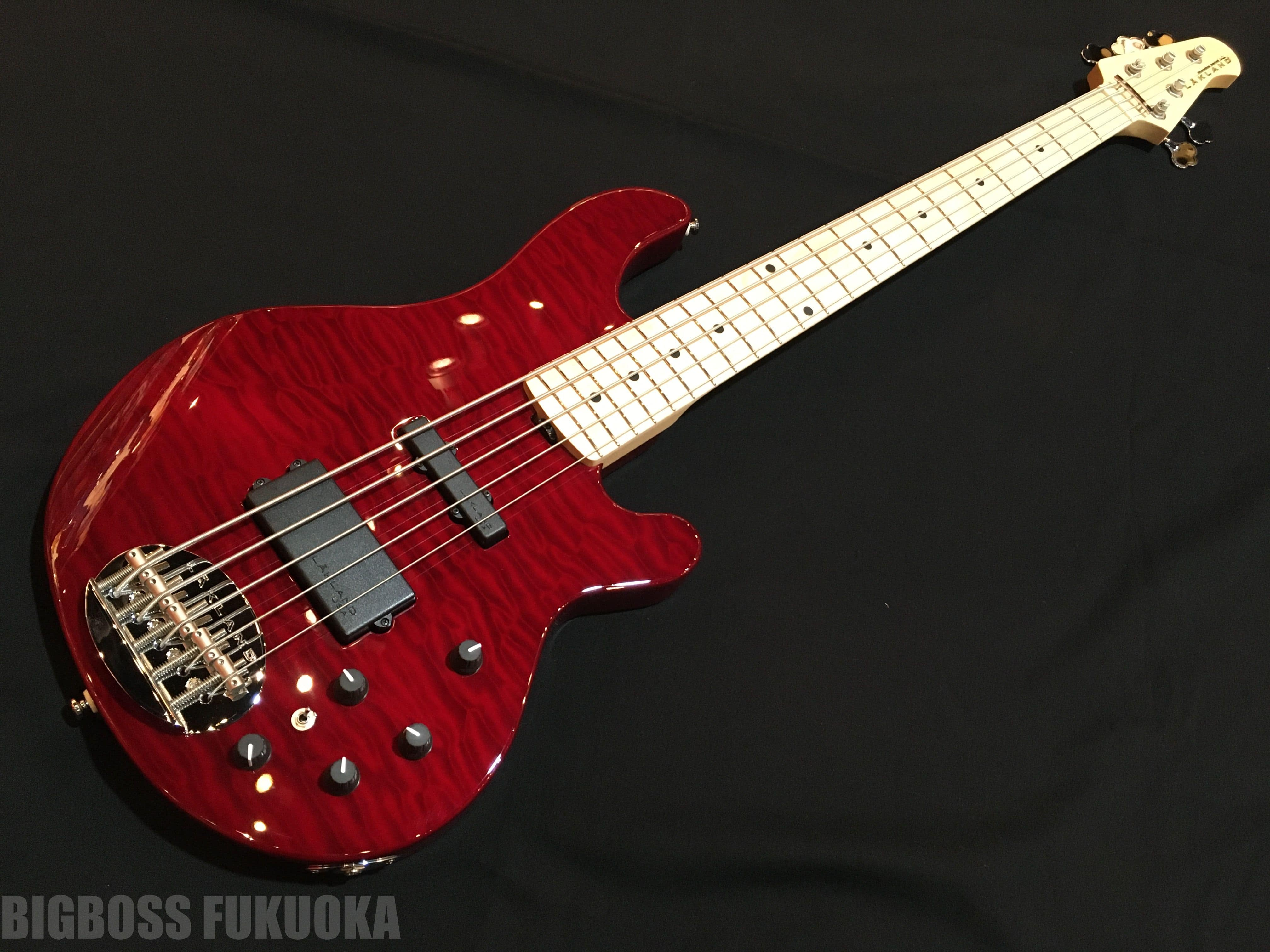 【即納可能】LAKLAND Shoreline SL55-94 Deluxe Maple FB / Burgundy Translucent 福岡店