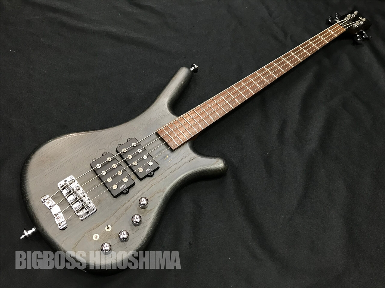 【即納可能/中古品】 WARWICK Pro Series Corvette $$ 4  (Nirvana Black) 広島店