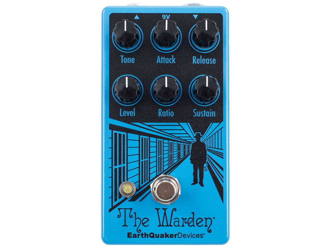 EarthQuaker Devices(アースクエイカーデバイセス) The Warden (コンプレッサー)