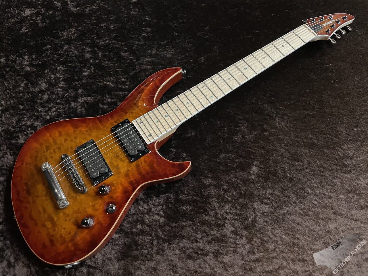 【即納可能/中古品】E-HR-III NT7 QM/M【Antique Cherry Sunburst】茶水店