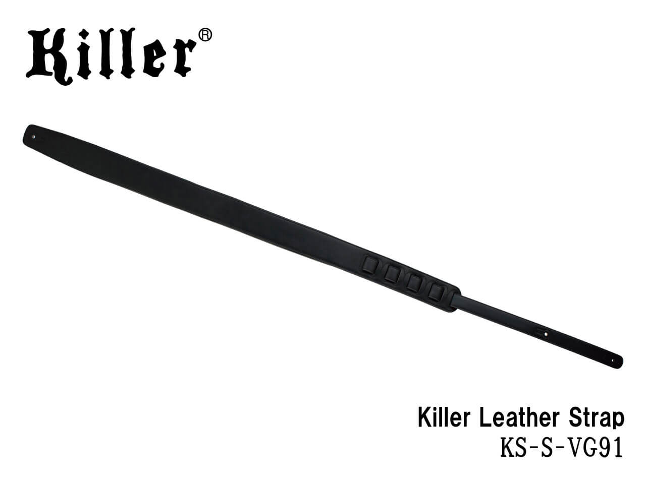 Killer(キラー) Leather Strap / KS-S-VG91 (ストラップ)