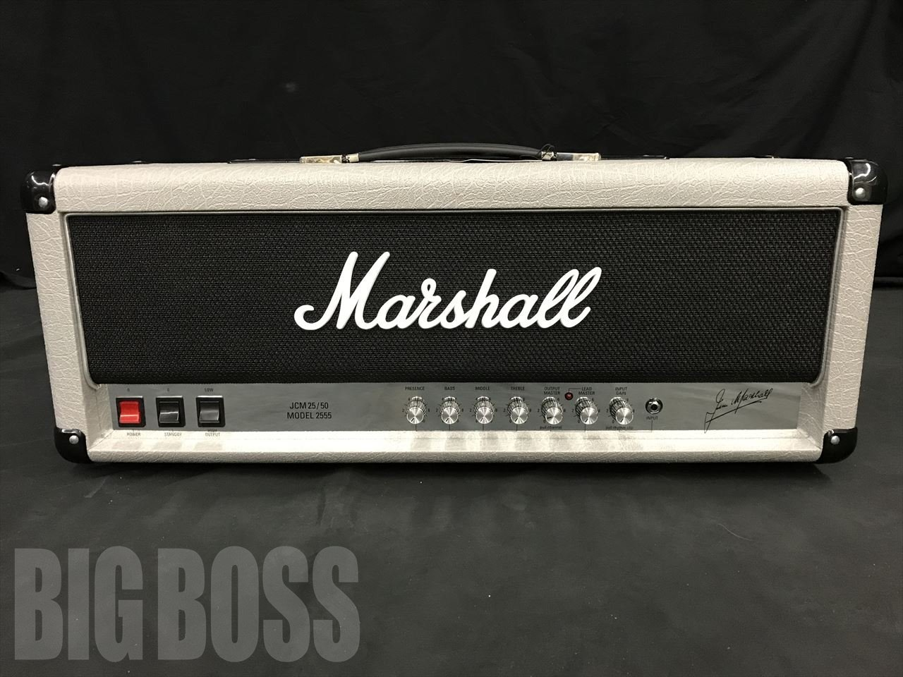 【即納可能/中古品】Marshall(マーシャル) 2555X / Silver Jubilee RE-ISSUE 駅前店