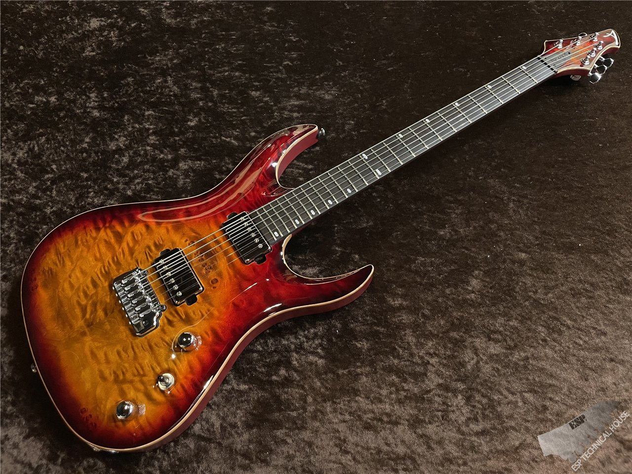 【即納可能】Acacia Guitars HADES CTB Custom Shop【Cherry Burst】茶水店
