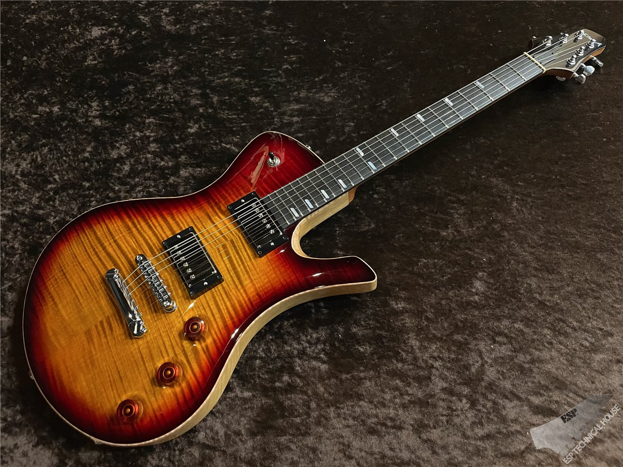 【即納可能】Acacia Guitars CRONUS Custom Shop【Cherry Burst】茶水店