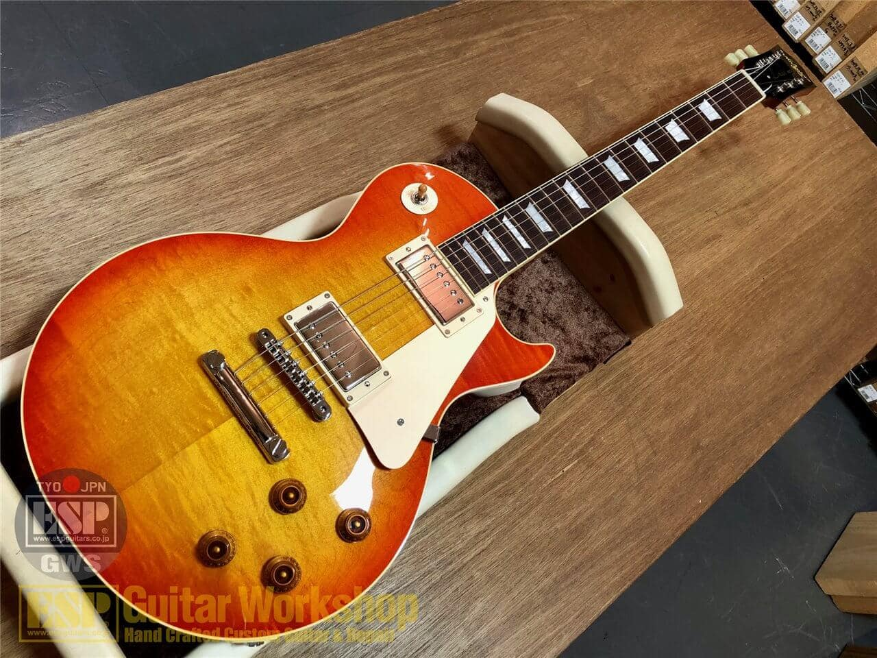 【即納可能】Navigator(ナビゲーター) N-LP-STD / Cherry Sunburst GWS