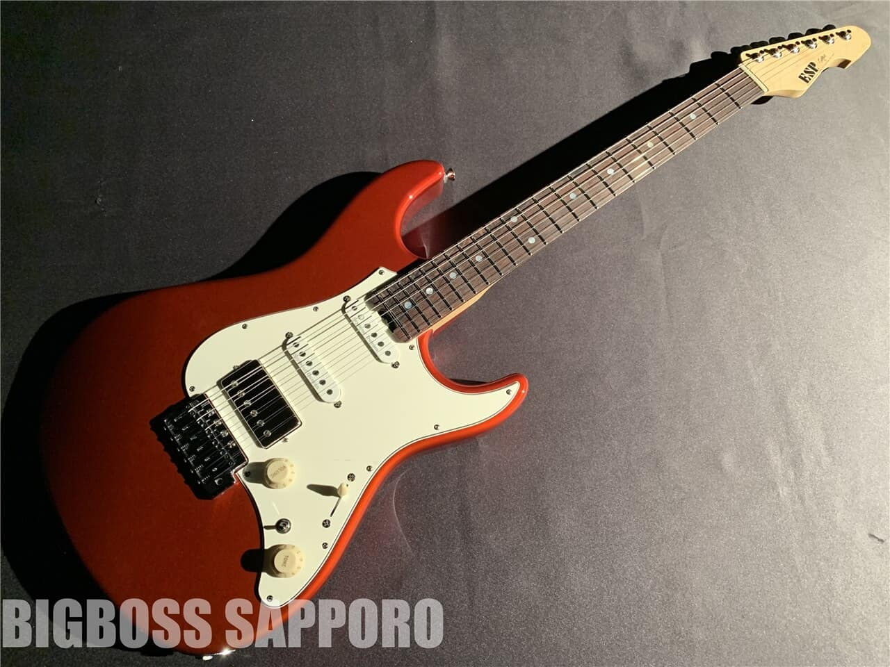 【即納可能】ESP(イーエスピー) SNAPPER-AL/R (Vintage Candy Apple Red) 札幌店