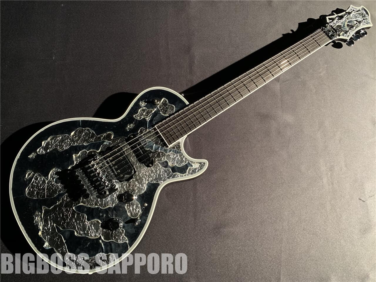 【即納可能】ESP(イーエスピー) ECLIPSE S-II BRILLIANT -MIXEDMEDIA- (LUNA SEA/SUGIZO Model ) 札幌店