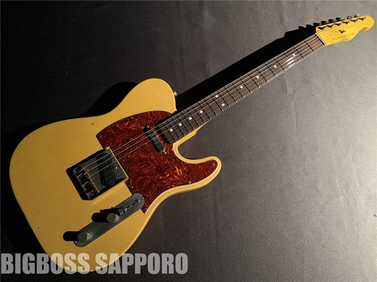【即納可能】Nash Guitars(ナッシュギターズ) T63 (Butterscotch Blonde) 札幌店
