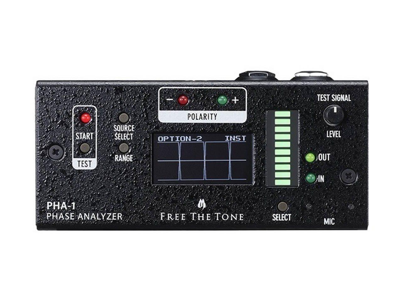 Free The Tone(フリーザトーン) PHA-1 PHASE ANALYZER