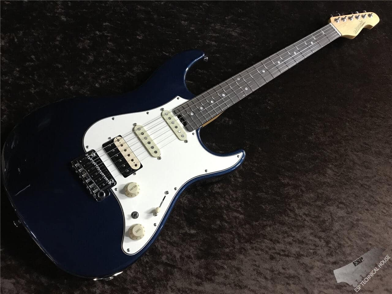 【即納可能】EDWARDS(エドワーズ)E-SNAPPER-AL/R【Deep Metallic Blue】茶水店