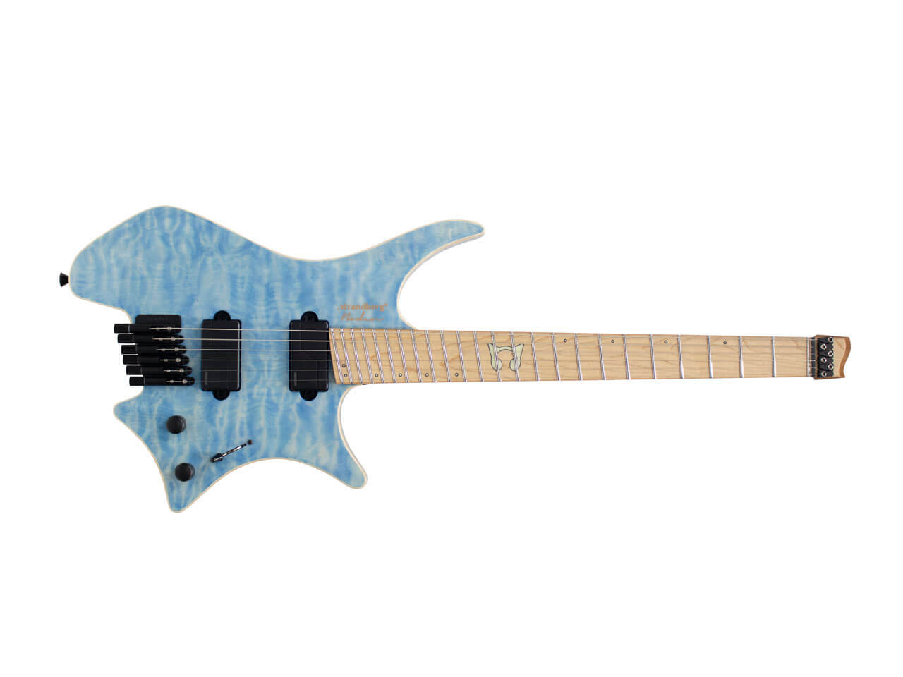 【BanG Dream! RAISE A SUILEN×Strandberg コラボレーション】strandberg Boden J6 RAS LOCK -Caribbean Light Blue- / RAISE A SUILEN LOCK MODEL【ご予約商品】