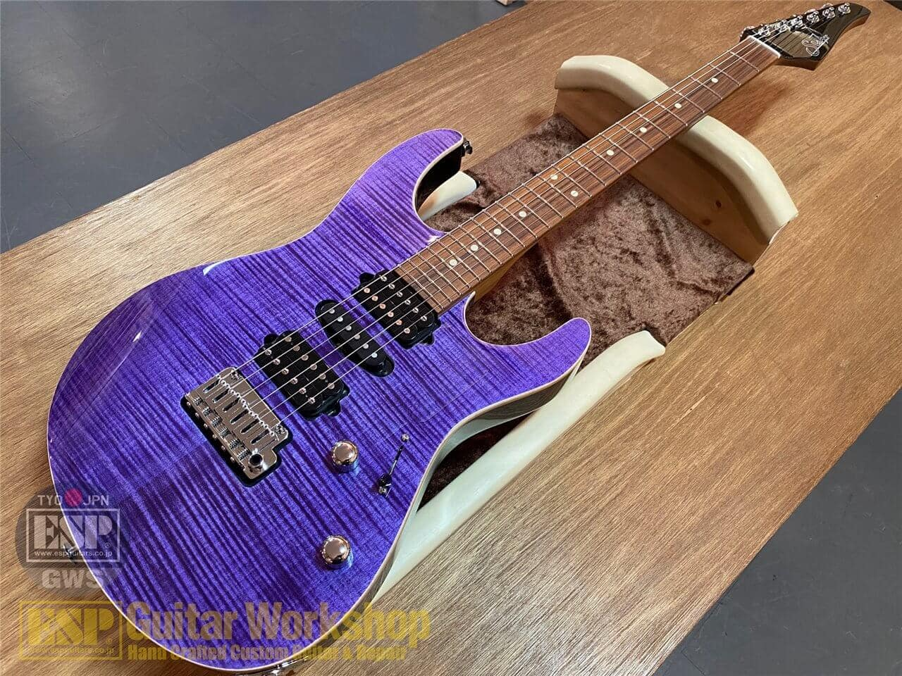 【即納可能】Suhr(サー)J Select Modern Plus/Trans Purple / Pau Ferro  GWS