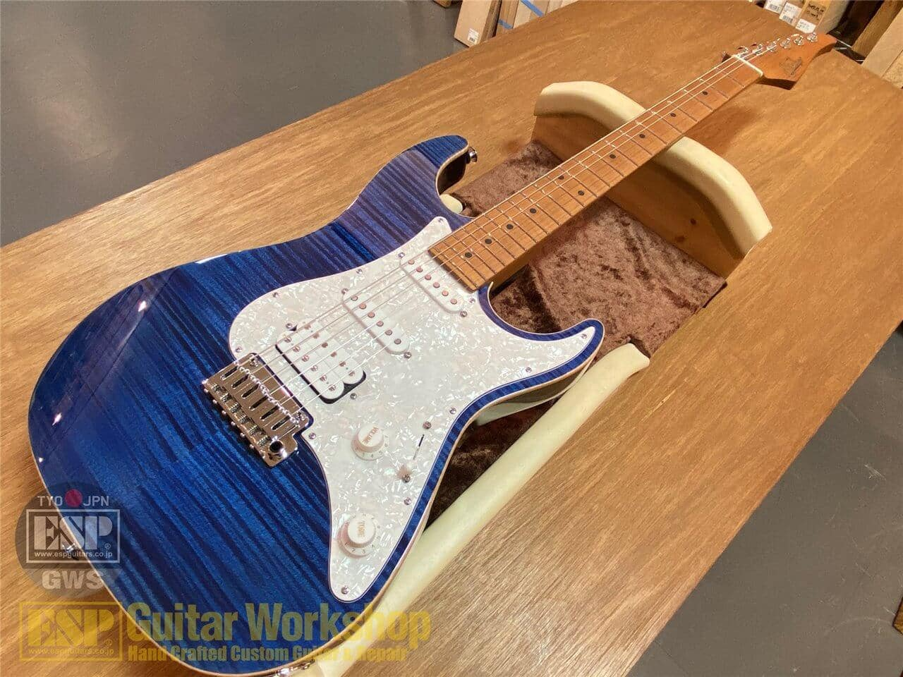 【即納可能】Suhr(サー) J Select Standard Plus /Trans Blue / Roasted Maple  GWS