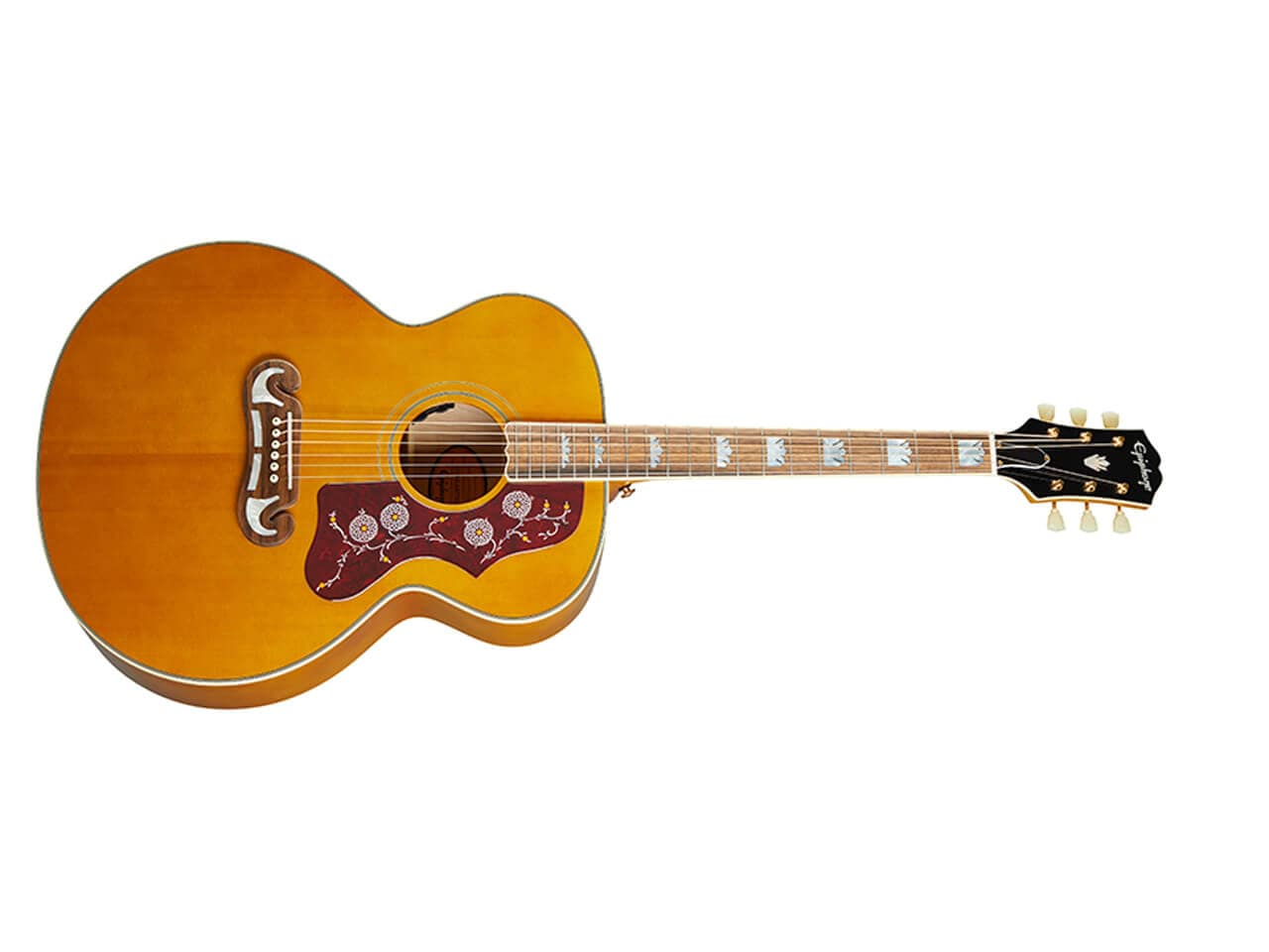 Epiphone(エピフォン) Masterbilt J-200 (Aged Antique Natural Gloss)