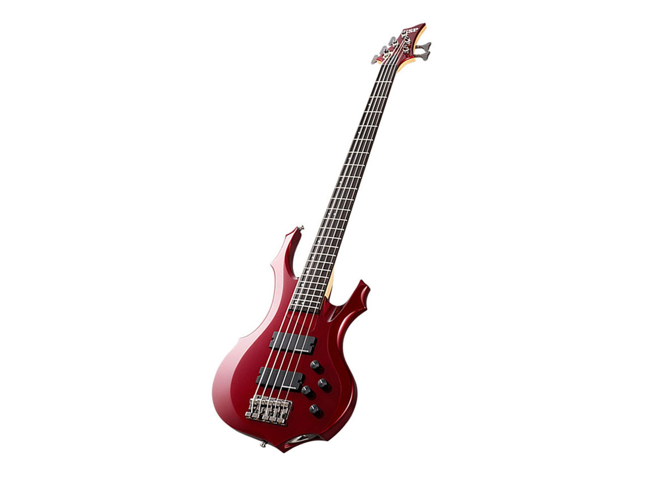 【受注生産】ESP(イーエスピー) FOREST-STD-SL5 (Deep Candy Apple Red)