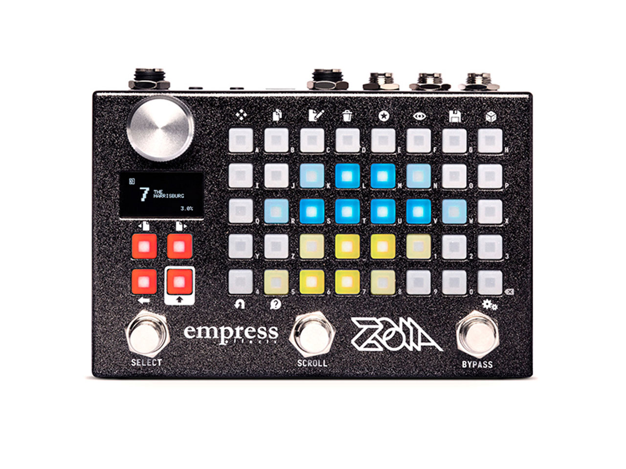 Empress Effects(エンプレスエフェクト) ZOIA modular pedal system