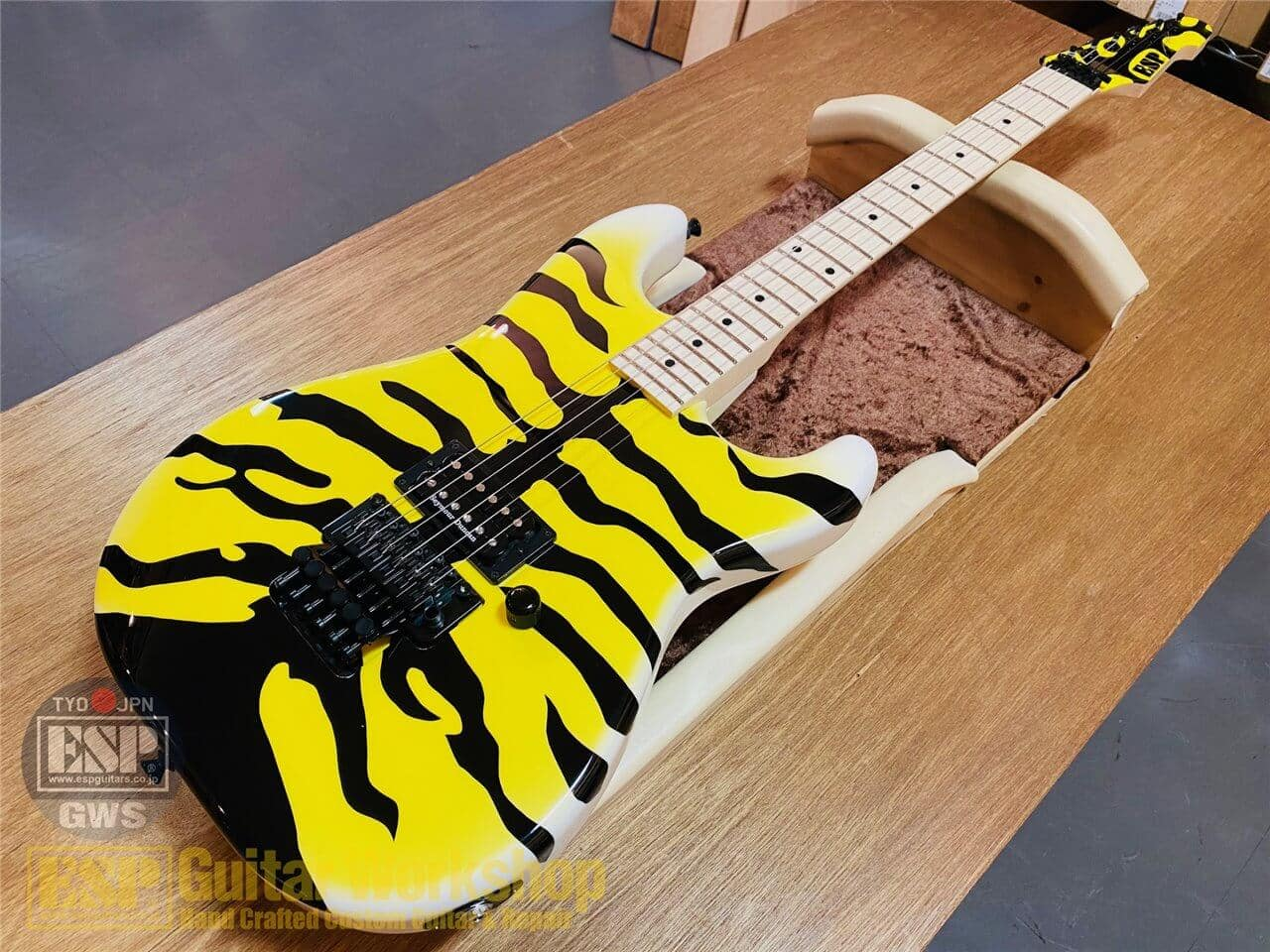 【即納可能】ESP(イーエスピー)/YELLOW TIGER/George Lynch Signature Model  GWS