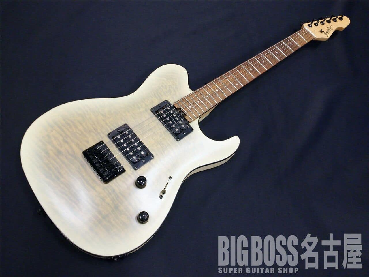 【USED】GrassRoots(グラスルーツ)G-TB-55R(See Thru White Satin) 名古屋店