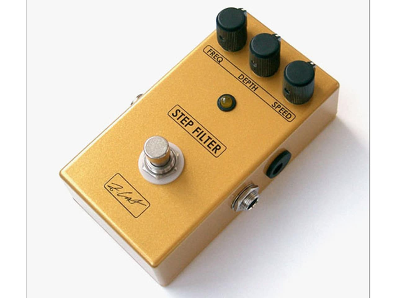 ZCAT Pedals(ジーキャットペダル) Step Filter (フィルター)