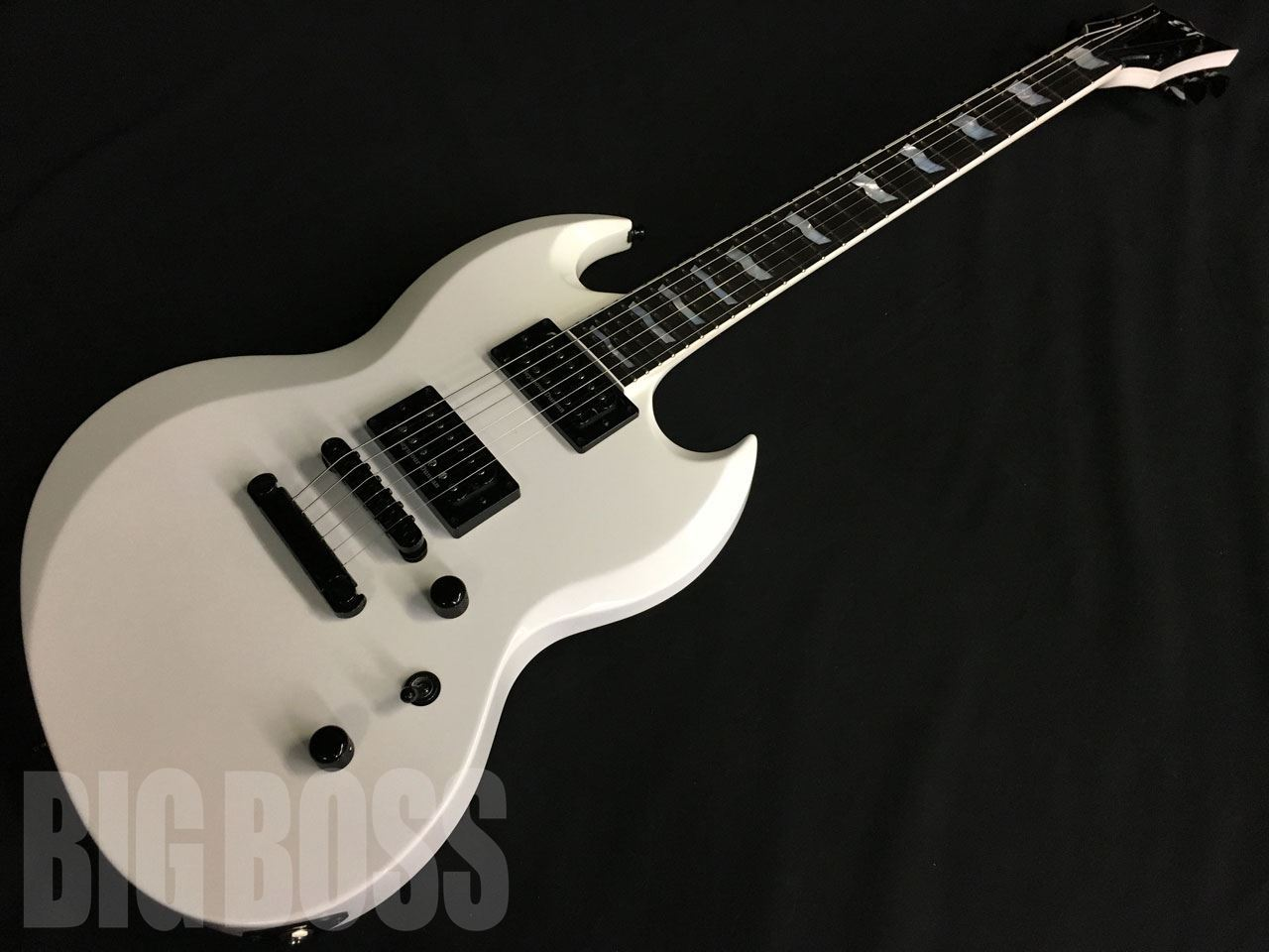 【受注生産】ESP VIPER Set-Neck / Snow White