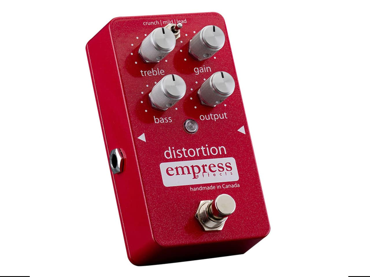 Empress Effects(エンプレスエフェクト) Distortion (ディストーション)