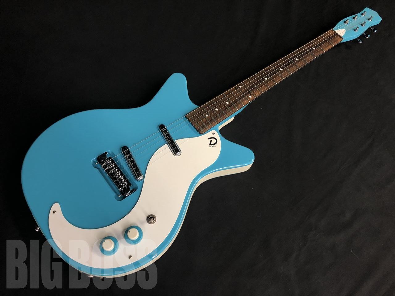 "Danelectro(ダンエレクトロ) '59""M""N.O.S + (Baby Come Back Blue)"