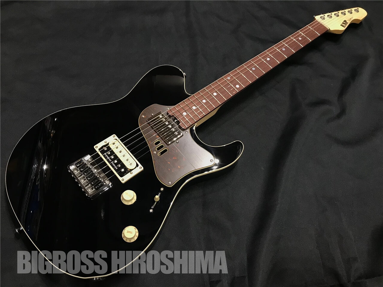 【即納可能】ESP THROBBER-STD/ R (Black) 広島店