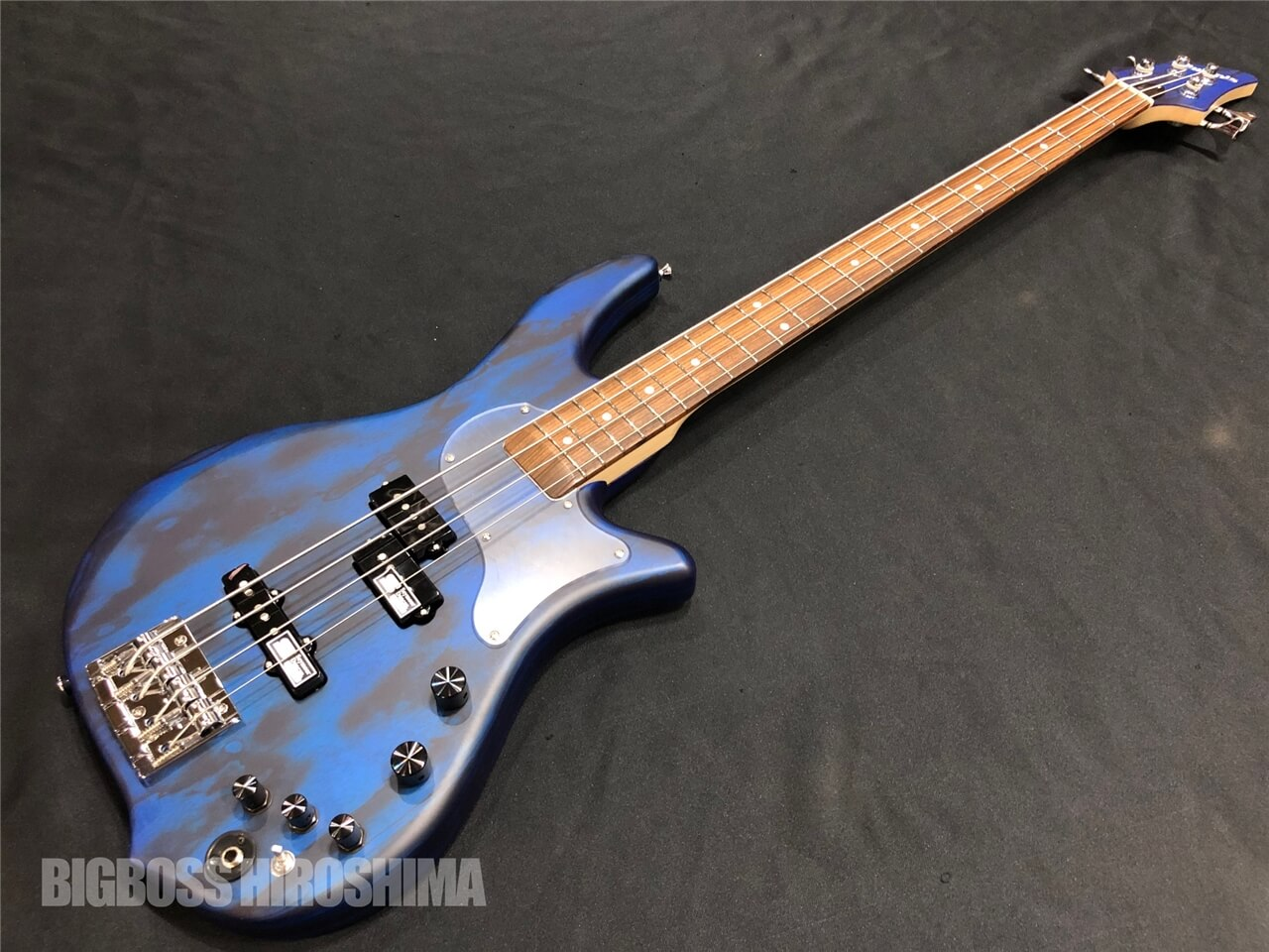 【即納可能】EDWARDS  E-BB-145M / Satin Burner Blue 広島店