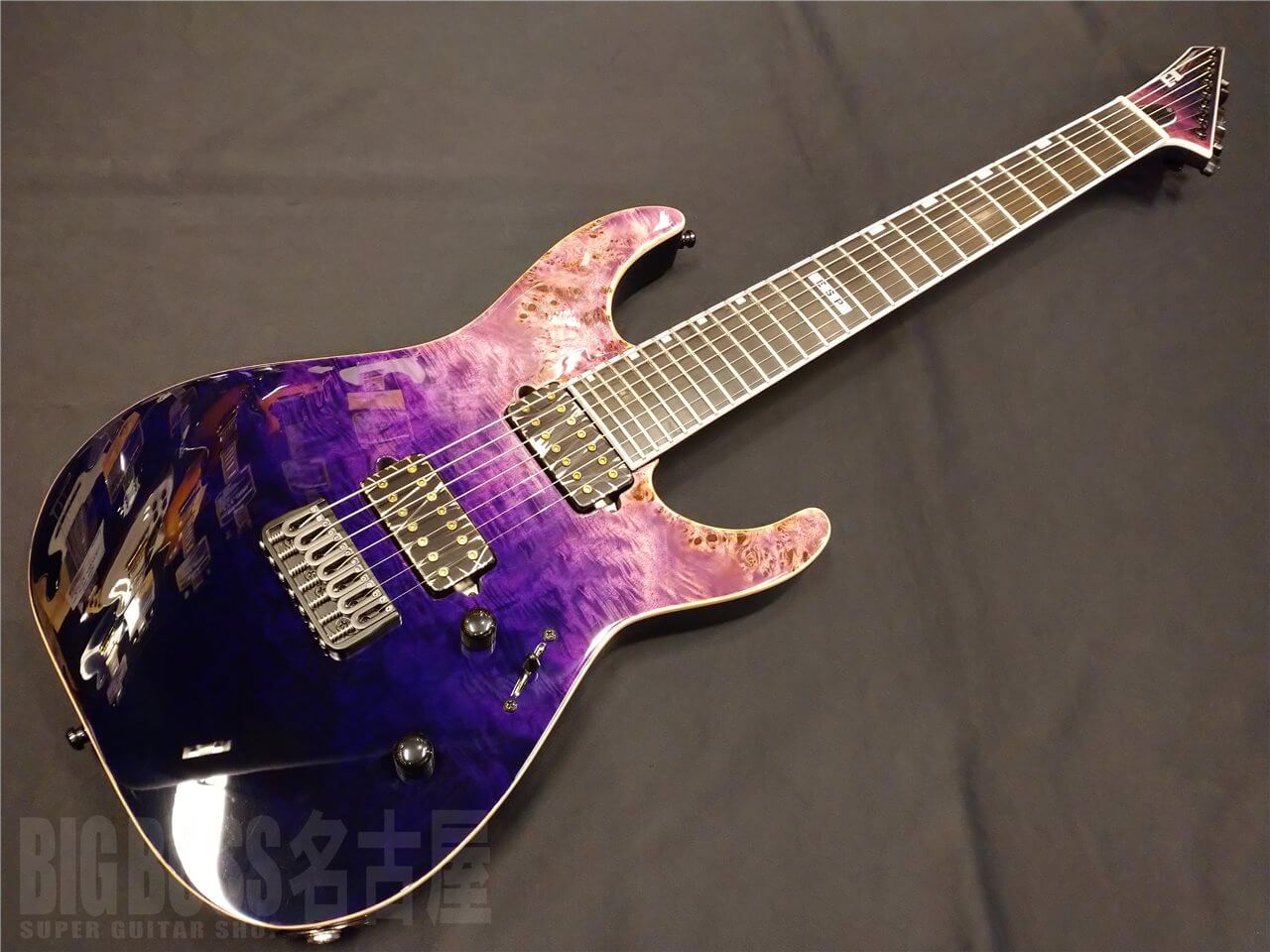 E-Ⅱ(イーツー)M-II-7 NT HIPSHOT (Purple Natural Fade) 名古屋店