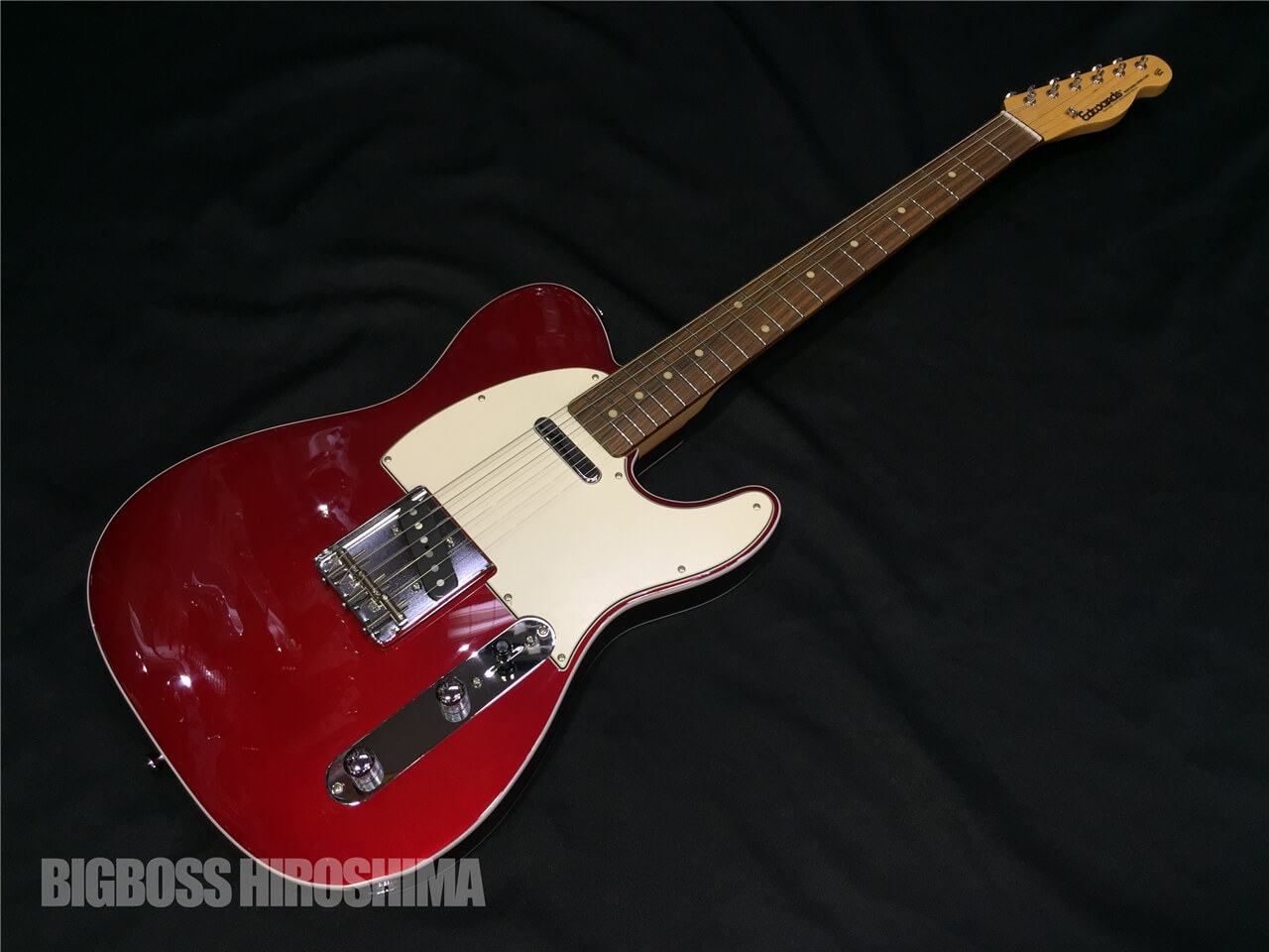 【即納可能】EDWARDS(エドワーズ) E-TE-98CTM / Candy Apple Red 広島店