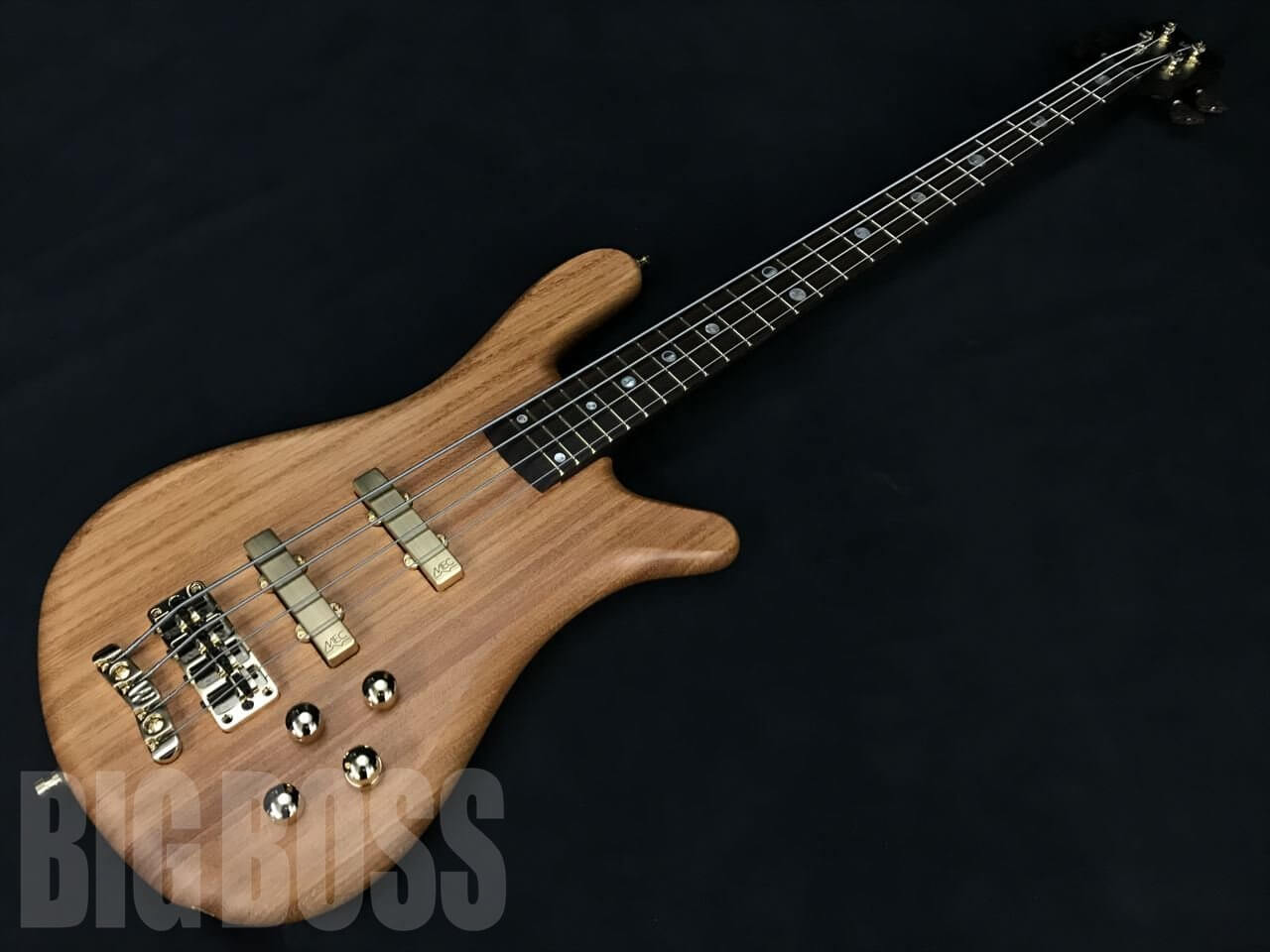 【即納可能】Warwick(ワーウィック) Custom Shop Streamer Stage II 4 (Natural Oil Finish) 駅前店