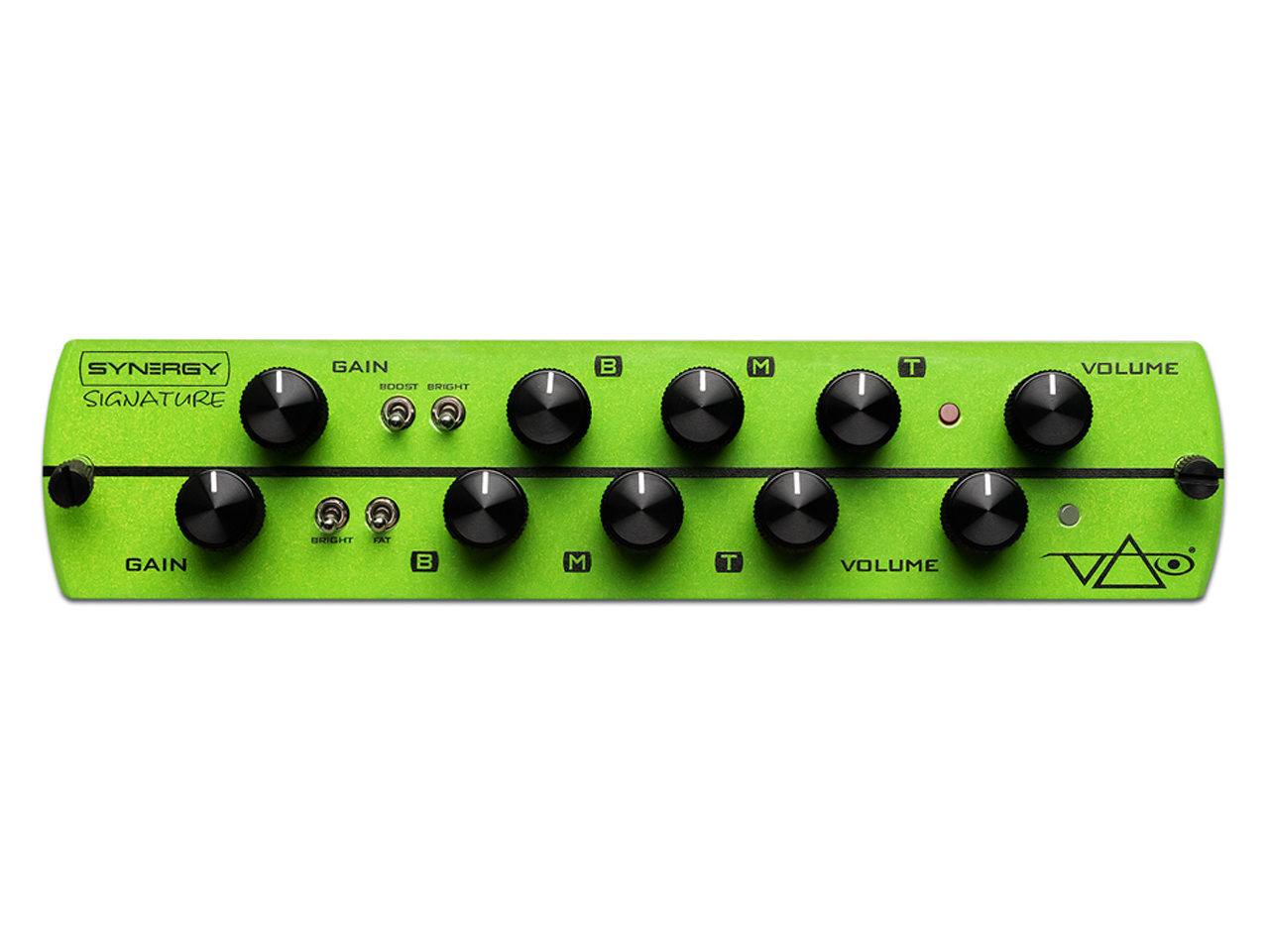 SYNERGY AMPS VAI SIGNATURE PRE-AMP module