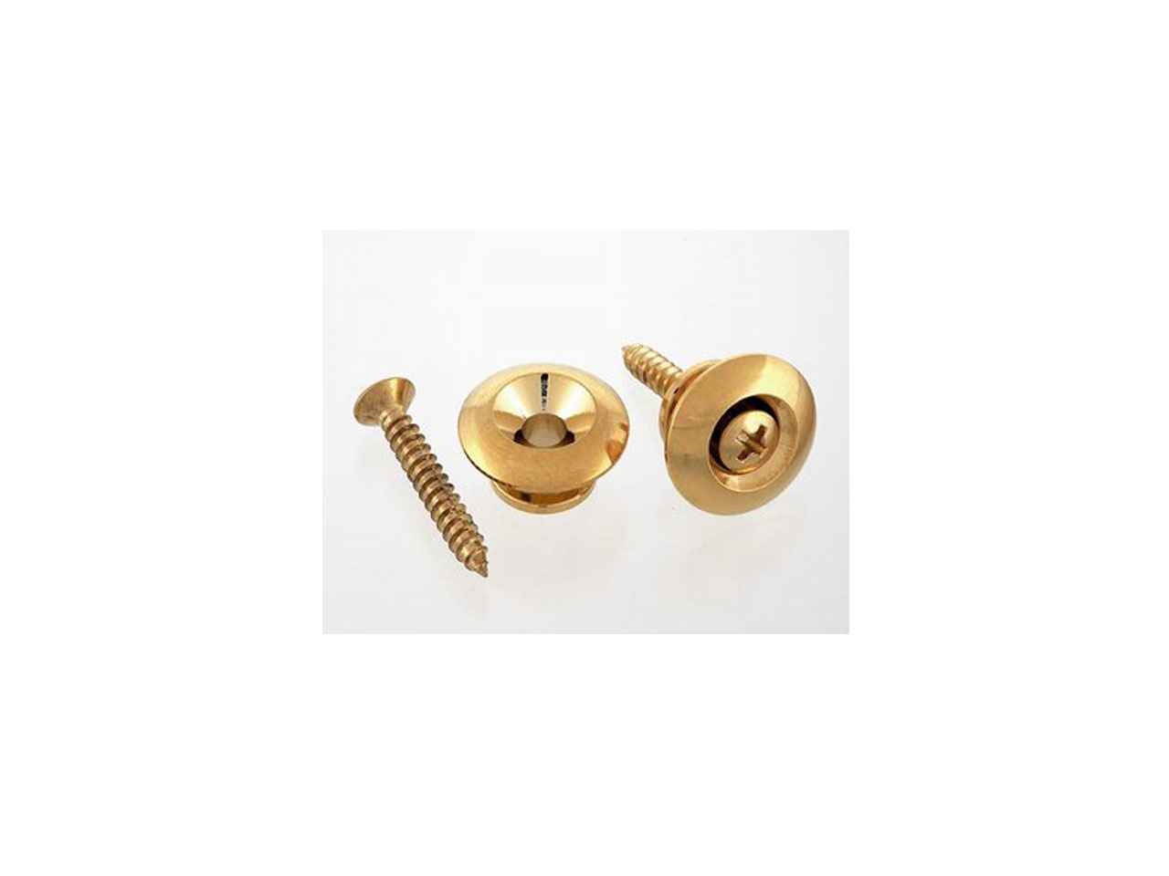 Allparts / AP-0684-002 Oversized Gold Buttons
