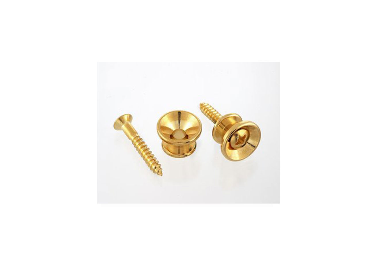 Allparts / AP-0670-002 Gold Strap Buttons