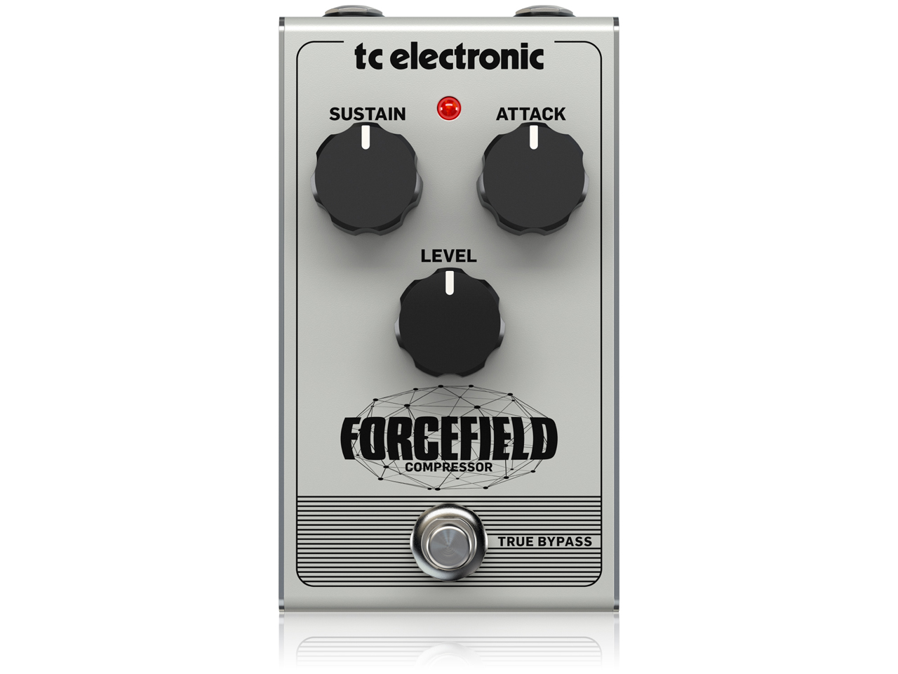 tc electronic(ティーシーエレクトロニック) FORCEFIELD COMPRESSOR (コンプレッサー)