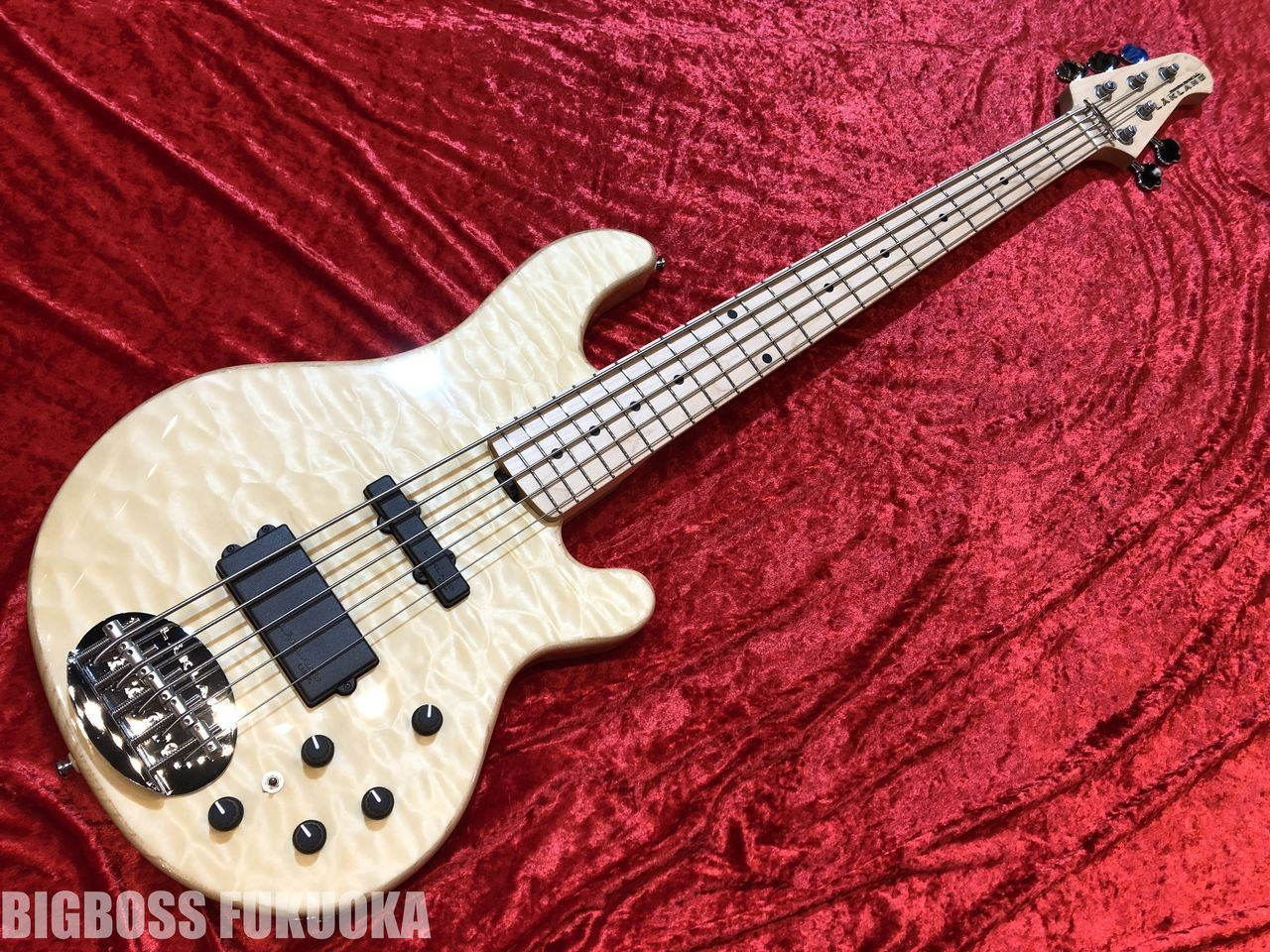 【即納可能】LAKLAND(レイクランド) SL55-94Deluxe (Natural Translucent ) 福岡店