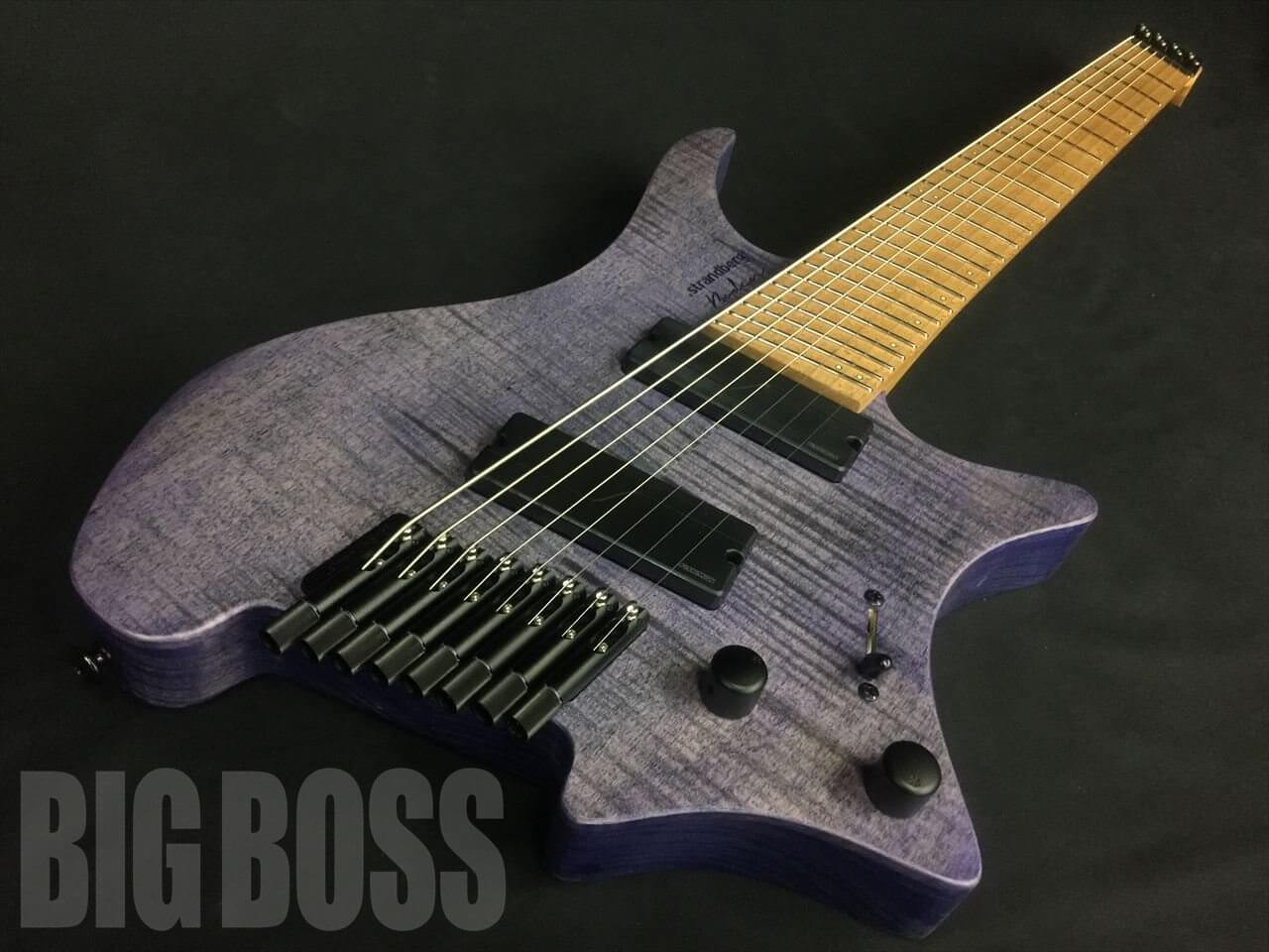 【即納可能】strandberg Boden Original 8 (Purple)