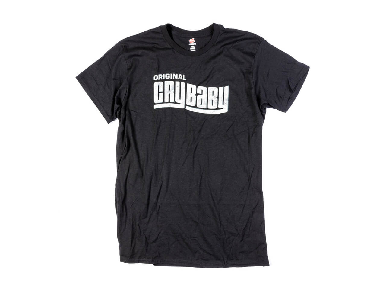 Jim Dunlop(ジムダンロップ) MEN'S CRY BABY® VINTAGE TEE / Black (Tシャツ)