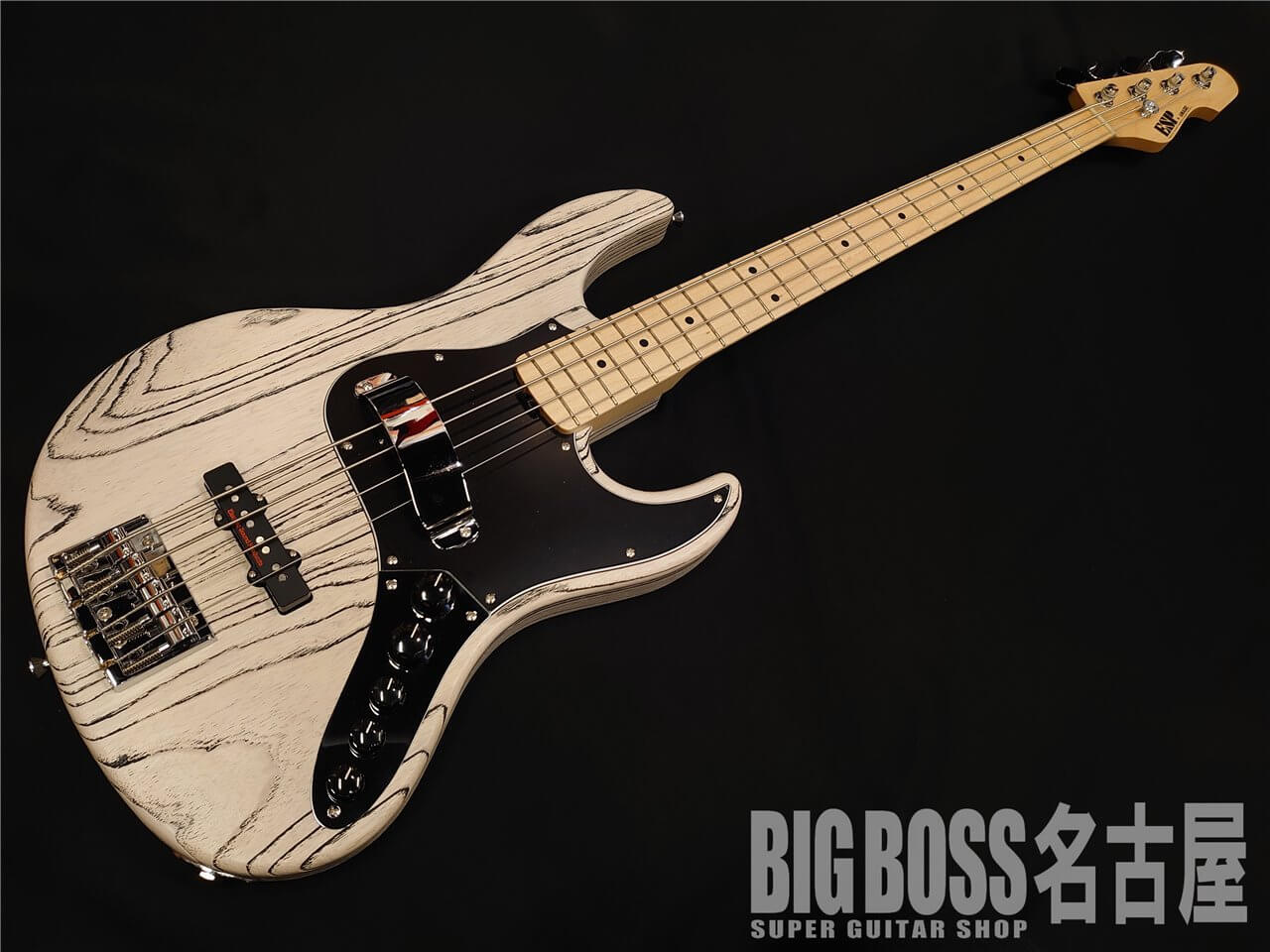 ESP(イーエスピー)AMAZE-AS/M DRIFTWOOD Series(White w/Black Filler) 名古屋店