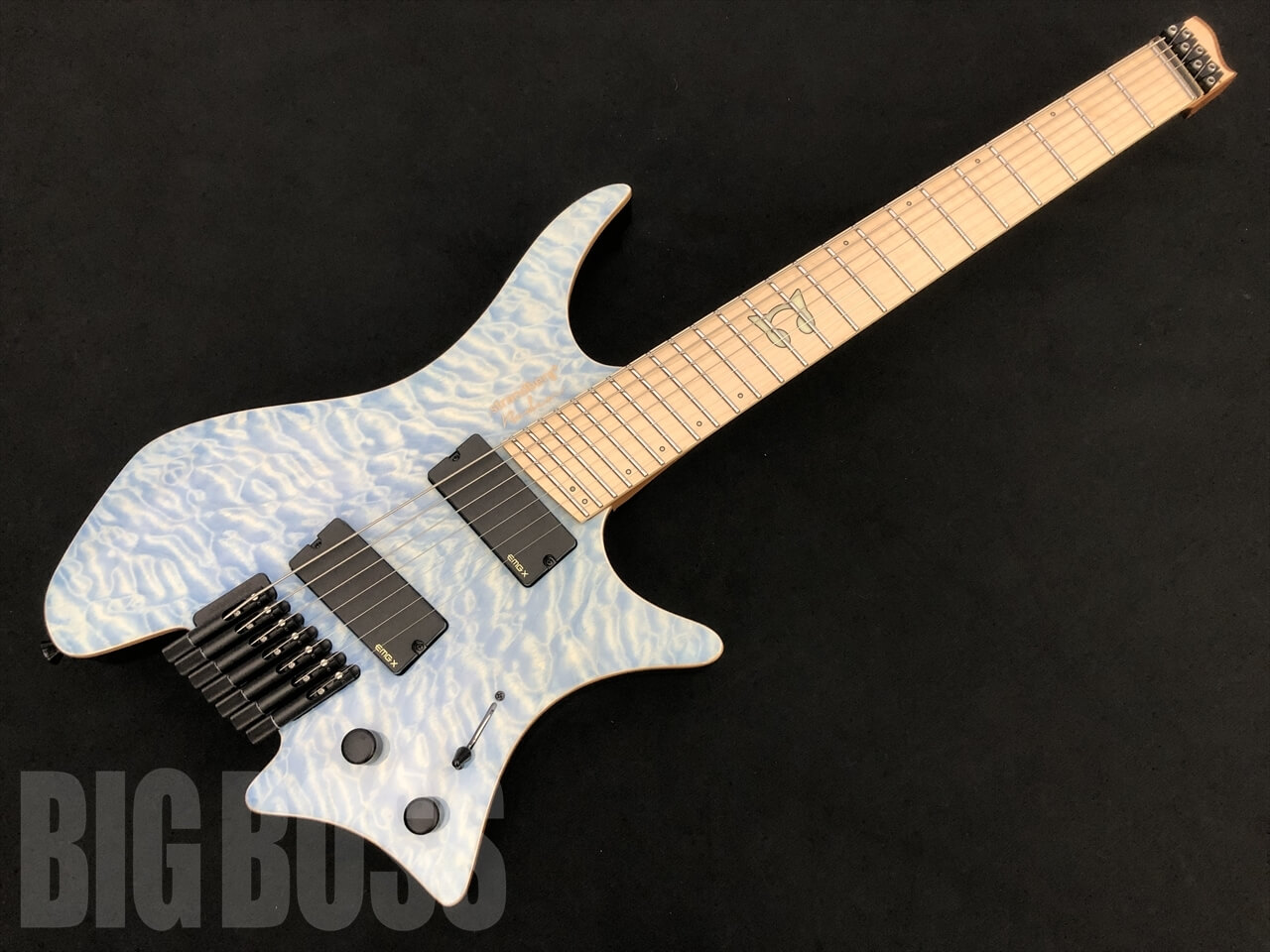 【BanG Dream! RAISE A SUILEN×strandberg コラボレーション】strandberg(ストランドバーグ) Boden J7 RAS LOCK -Caribbean Light Blue- / RAISE A SUILEN LOCK MODEL【ご予約受付中】